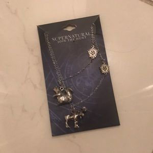 Supernatural Friendship necklaces